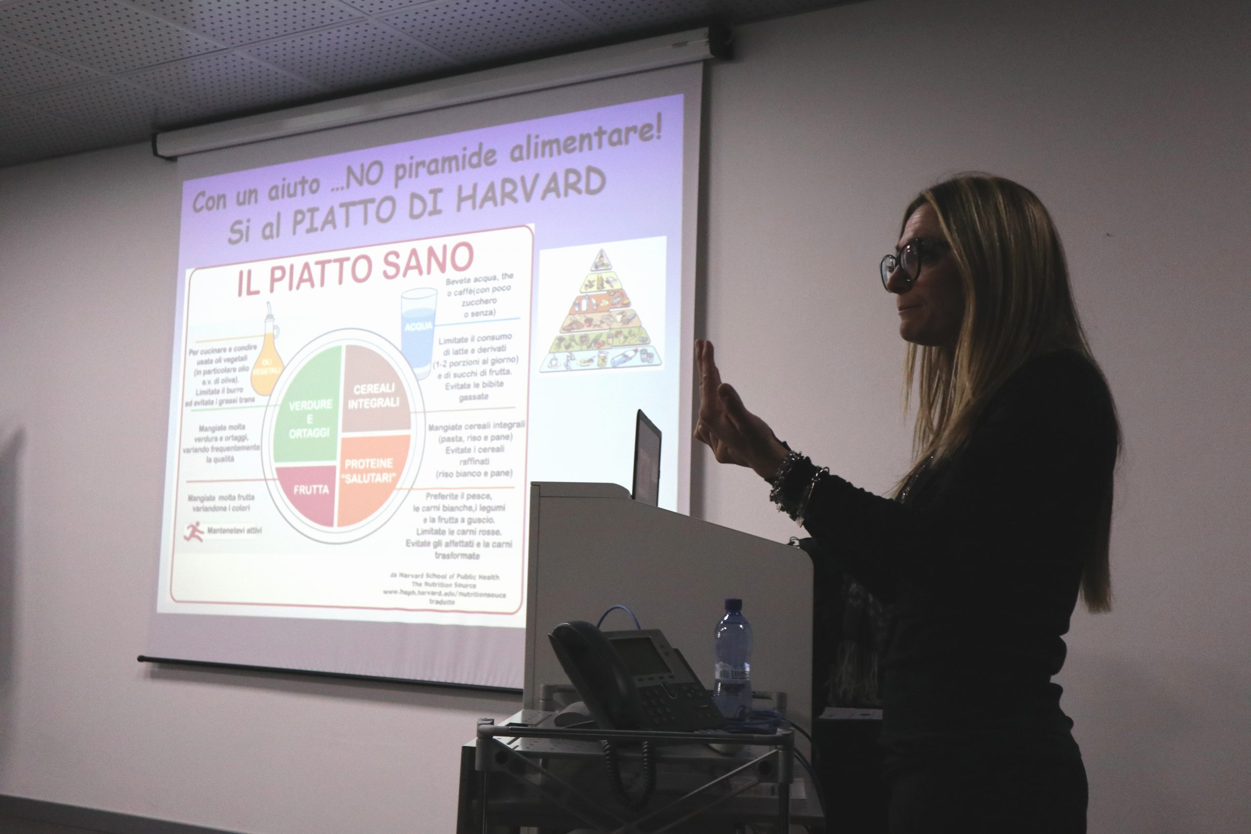 Dott.ssa Carabelli esperta in Nutrigenetica